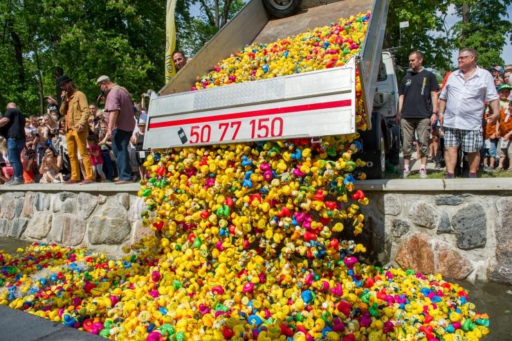 Tallinn toetab Pardirallit 10 000 euroga