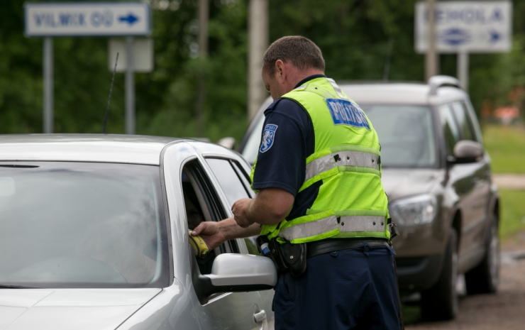 Politseinikud üle Euroopa keskenduvad joobes juhtidele