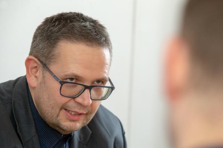 Riigikohtu esimees Villu Kõve: perevaidlusi peaks ennekõike lahendama lepitaja