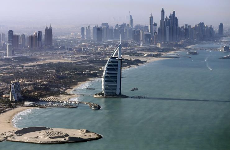 Tallinna lennujaam tahab avada otseliini Dubaisse