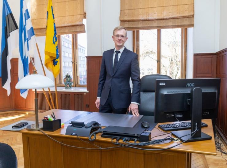 Tiit Terik: Tunnustan Eckerö Line'i otsust