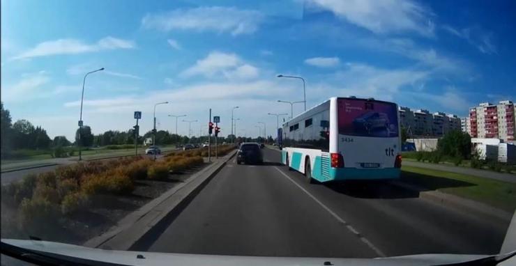 Mupo: tänu tehnoloogiale saab liikluses ülbitsejaid vastutusele võtta
