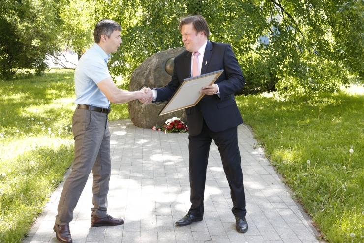 FOTOD! Poola suursaadik ja Tallinna linnapea tähistasid Poola esimesi valimisi