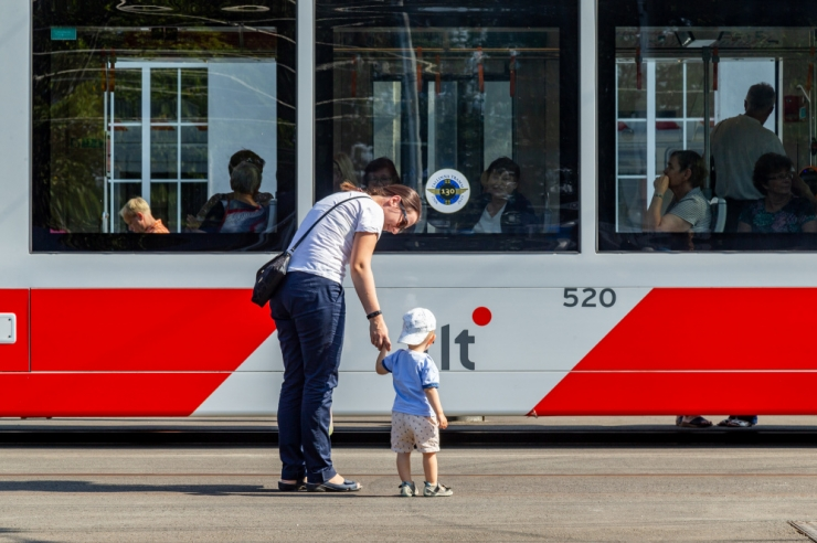 Tallinna Linnatransport valmistab ette uut trammihanget