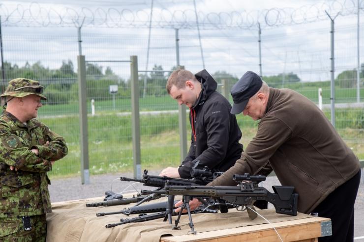 Eestimaalased on valmis ohu korral Eestit kaitsma