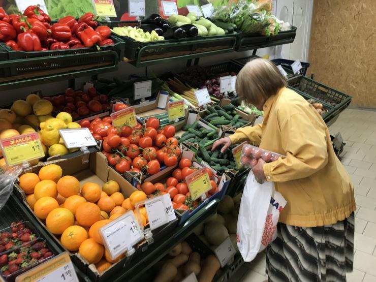 Tarbijahinnad kasvasid mais aastaga 3,1 protsenti