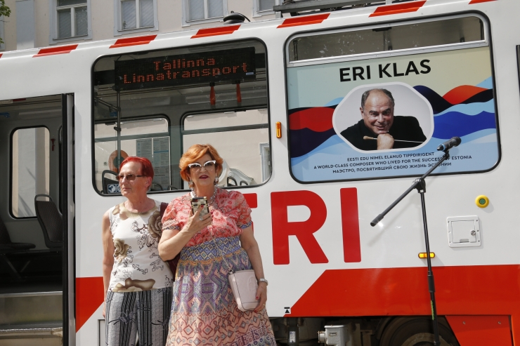 Ariel Klas: Eri pidas Tallinnat väga kalliks