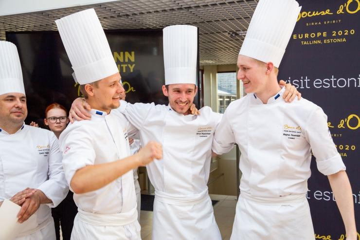 Dimitri Demjanov: Töötame kõik koos selle nimel, et Eesti oleks maailma gastronoomiakaardil tugevalt esindatud!