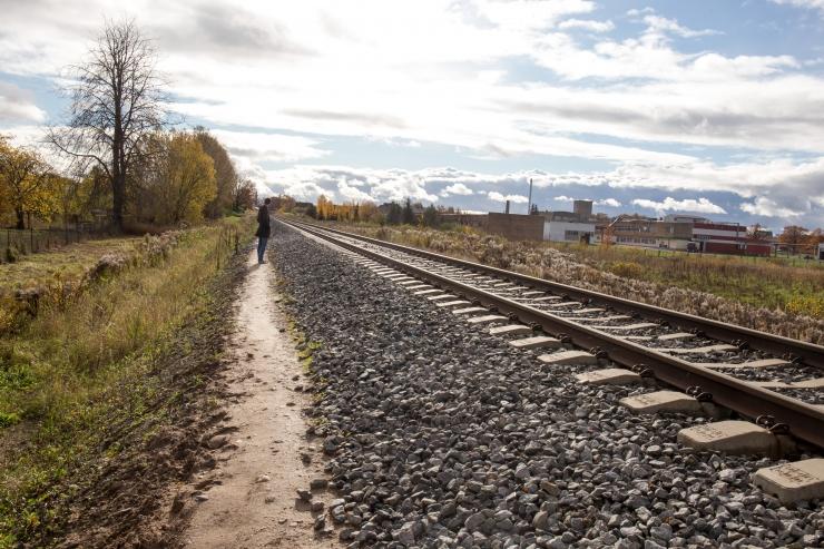 Aas Vene ministrile: jätkame raudteesse investeerimist