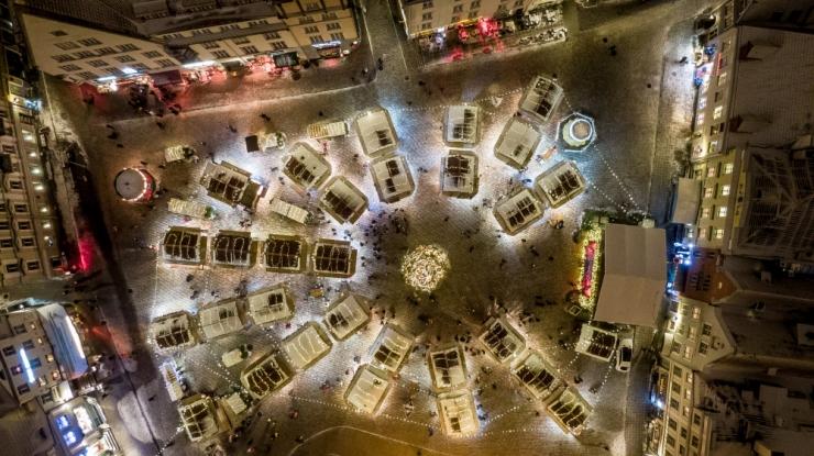 Tallinn otsib jõuluturu korraldajat