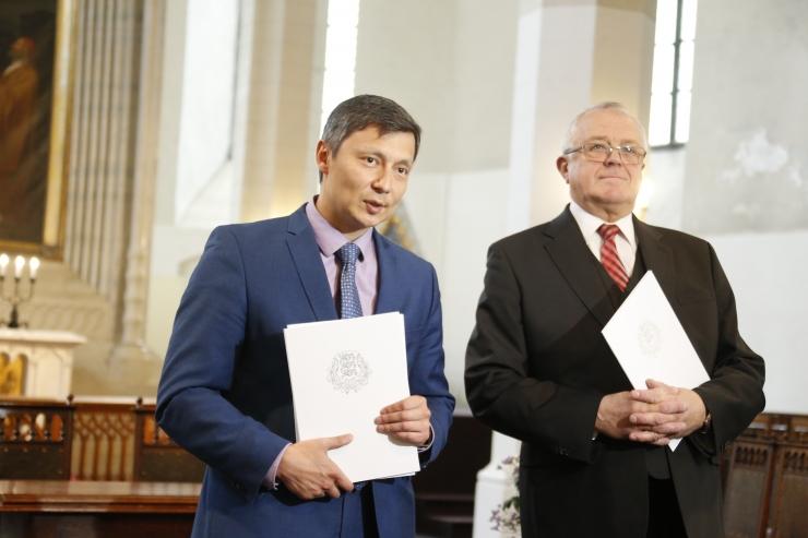 Tallinn andis 350 000 eurot Oleviste kiriku restaureerimistöödeks
