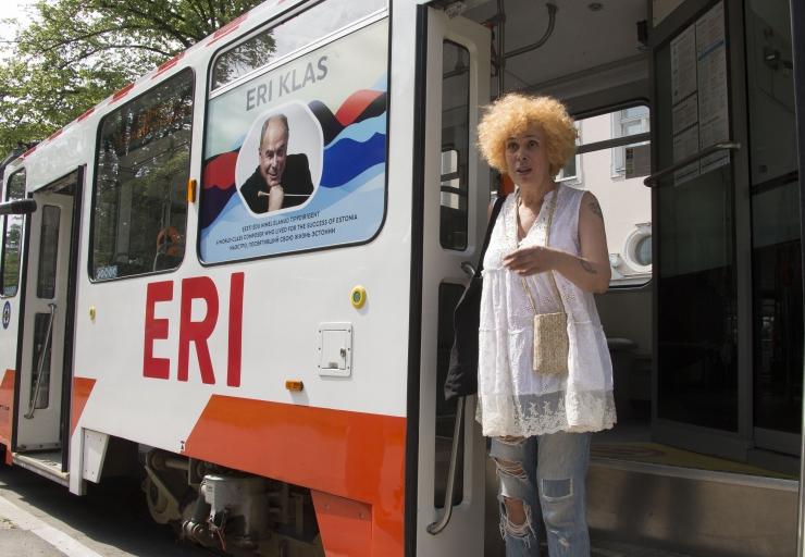 Kõlvart: maestro Eri Klas väärib jäädvustamist Tallinna linnaruumis
