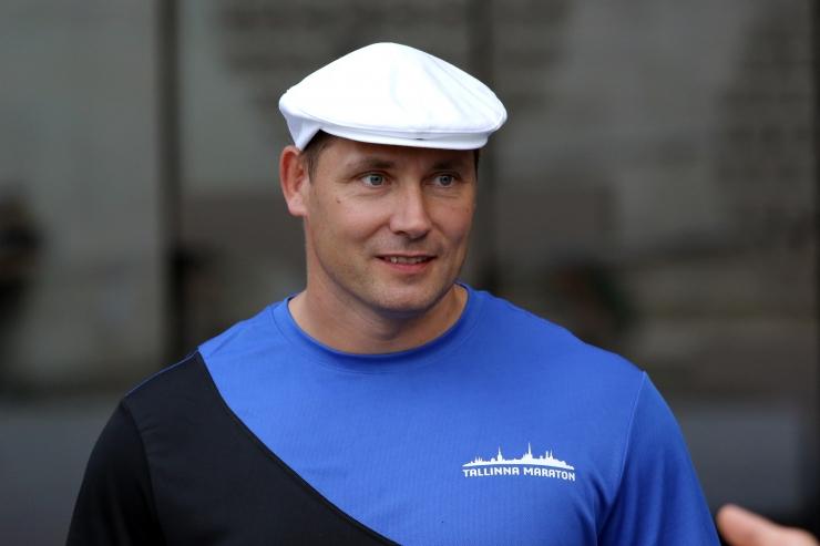 Karskusseltsi aasta sportlane Gert Kanter: Et ennast hästi tunda, ei pea me tarbima alkoholi