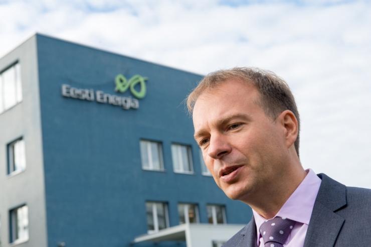 Eesti Energia hakkas vanarehvidest õli tootma
