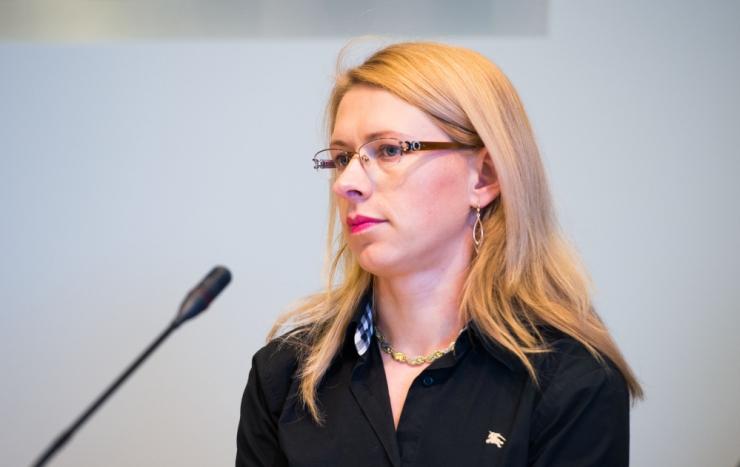 Anu Hallik-Jürgenstein asub juhtima Tallinna Linnahalli