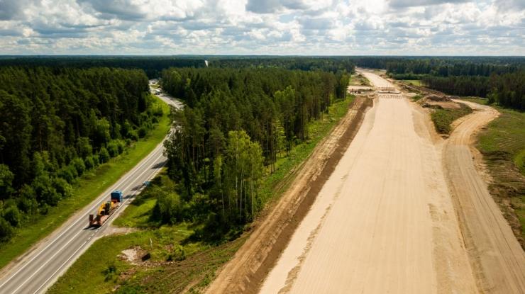 Aas: Tallinn-Tartu maantee ehituseks pidime juurde leidma 66 miljonit