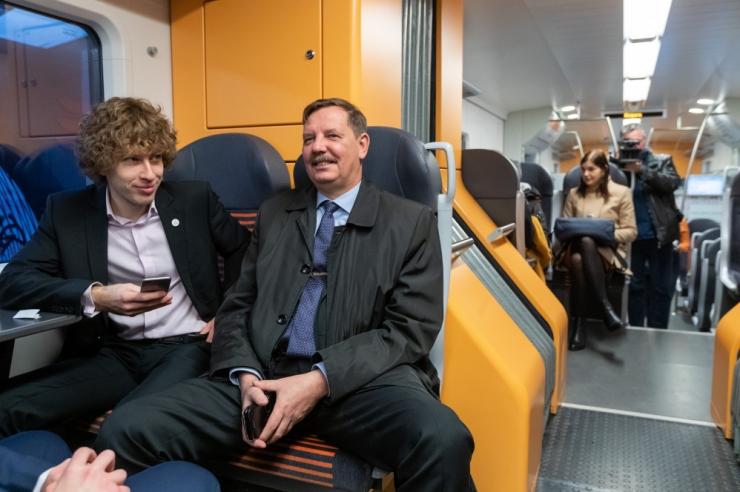 Elron saab kuus uut rongi