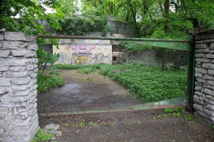 Tallinn arendab Skoone bastioni ala