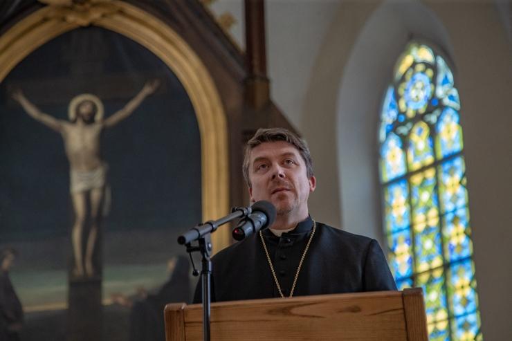 Peapiiskop: Kahe riigi ajalood on põimunud ühiseks kultuurilooks