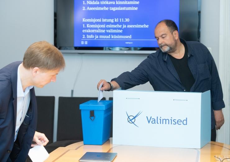 Eesti keele õppe arengu probleemkomisjoni juhiks määrati Stalnuhhin