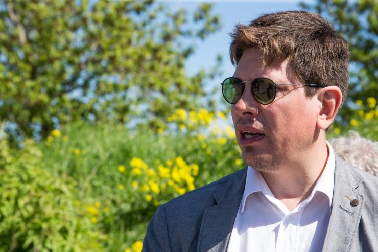 Tallinna peaarhitekt Endrik Mänd lahkub ametist