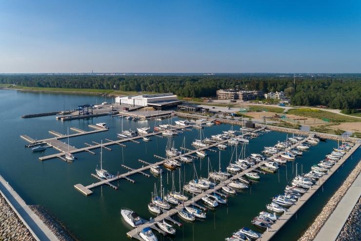 GALERII: Kakumäel avati Baltimaade moodsaim merekeskus