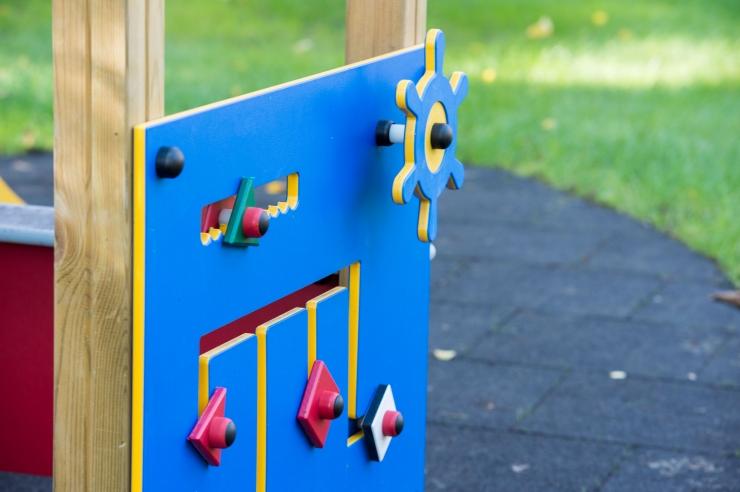 Kesklinna lasteaiad saavad turvanupud