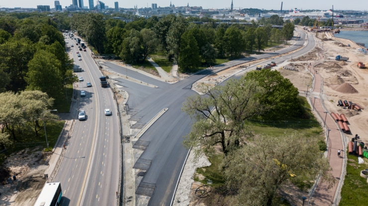 Tallinn otsustas Reidi tee laiema lahenduse kasuks