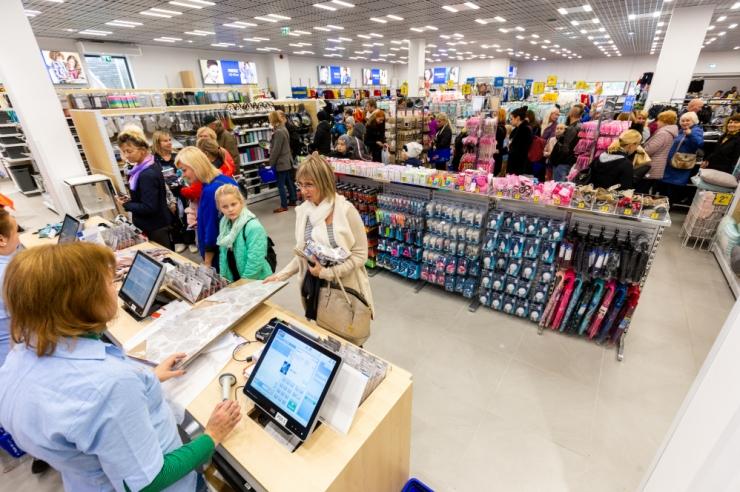 Eurostat: Baltimaade tarbimine läheneb EL-i keskmisele
