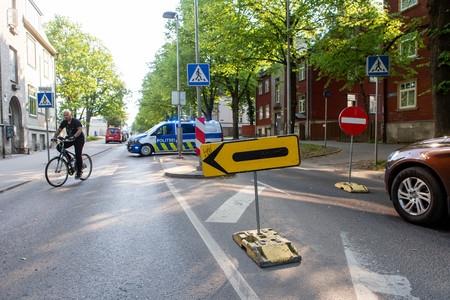 Telliskivis haavata saanud taksojuht on koomast ärganud