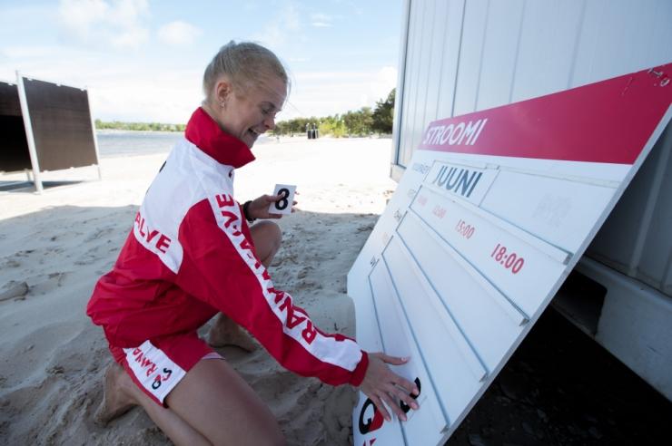 Töömalevlased asuvad rannavalvele appi