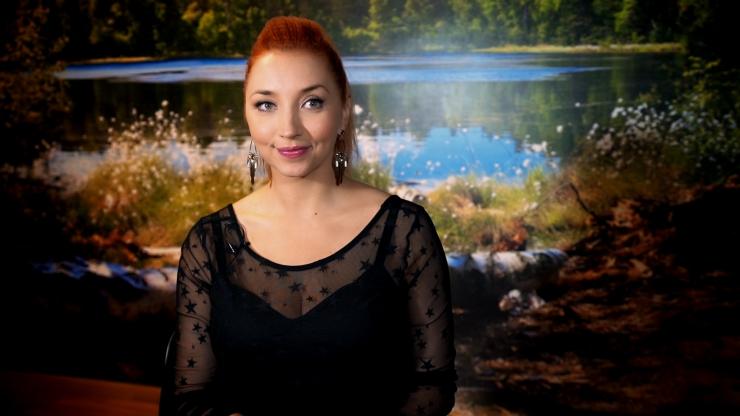 Tanja Mihhailova-Saar: vajan nagu tiiger avarust enda ümber