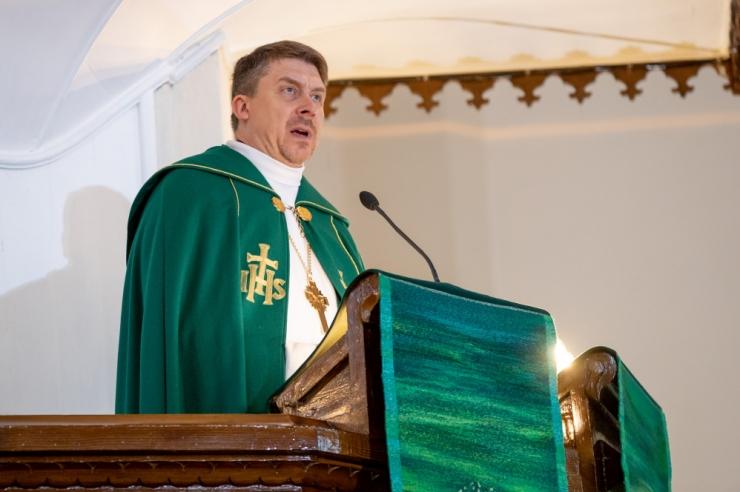 Peapiiskop Viilma: tehke oma südamesse Eestile pesa