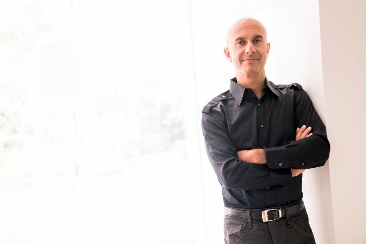 Tallinnas esinev suurmõtleja ja menukirjanik Robin Sharma: meistriks ei saada üleöö