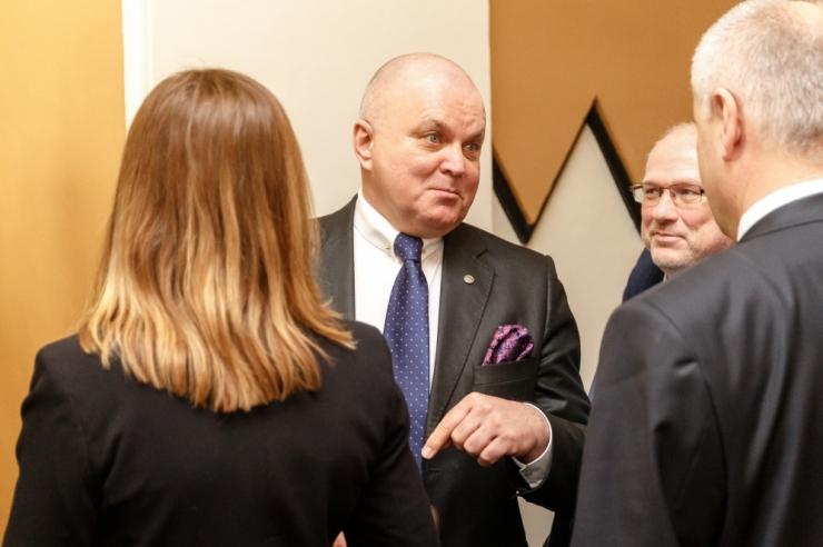 EKRE volikogu esimeheks valiti Urmas Reitelmann