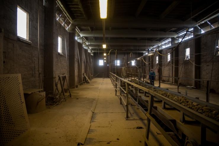 Eesti Energia põlevkivielektri tootmine peatus kaheksaks tunniks