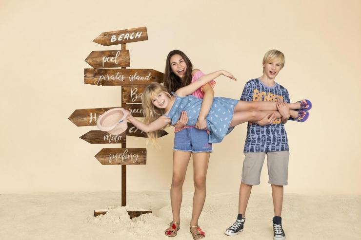 Milliseid riideid lapsele suveks valida?