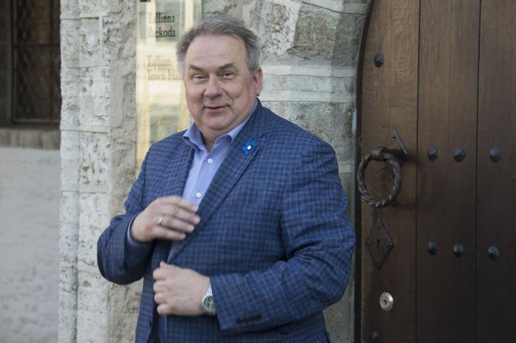 SA Tallinna Televisiooni nõukogu liikmeks saab abilinnapea Aivar Riisalu