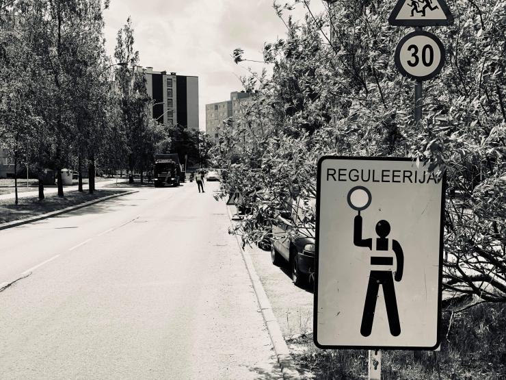 Laulupeo ja rongkäiguga seotud liikluskorraldus Tallinnas täna ning homme