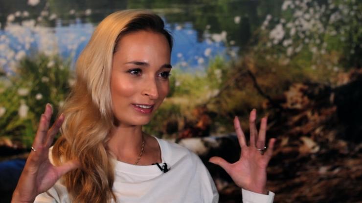 VIDEO! Ksenija Balta: tänu tiigrile sai minust sportlane