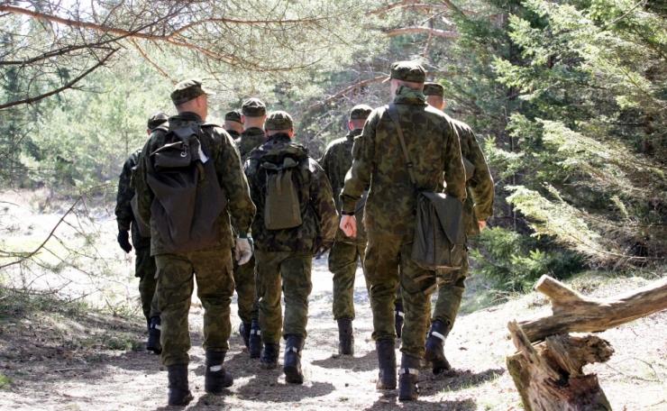 Kaitsevägi palub marjulistel olla harjutusväljadel eriti tähelepanelik