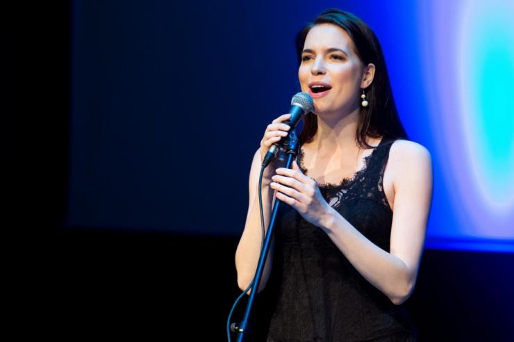 Täna esineb Poolamäe pargis tasuta kontserdiga Liisi Koikson