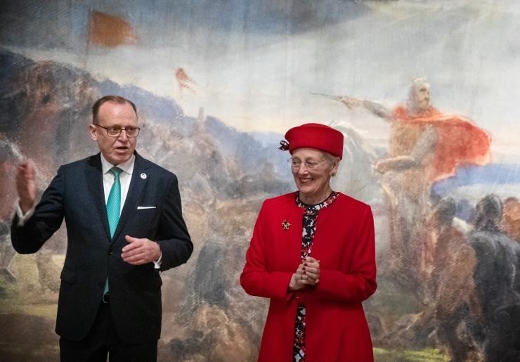Ajaloolased asuvad uurima Taani ja Eesti ühist minevikku