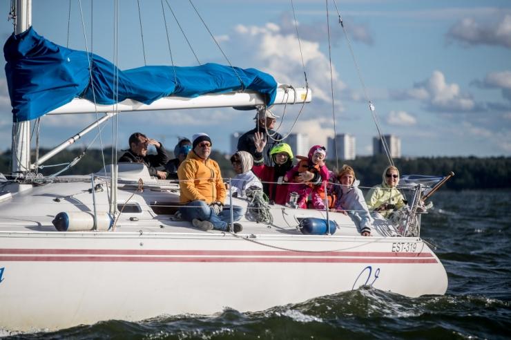 VAATA KAVA! Reedel alanud Tallinna merepäevad üllatavad enam kui 200 sündmusega