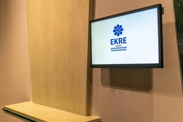 EKRE kogus annetustena vaid 6100 eurot