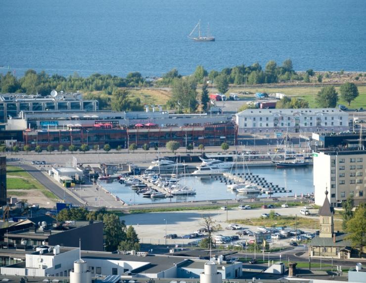 Soome kinnisvarahuvilisi meelitab Tallinna mereäär