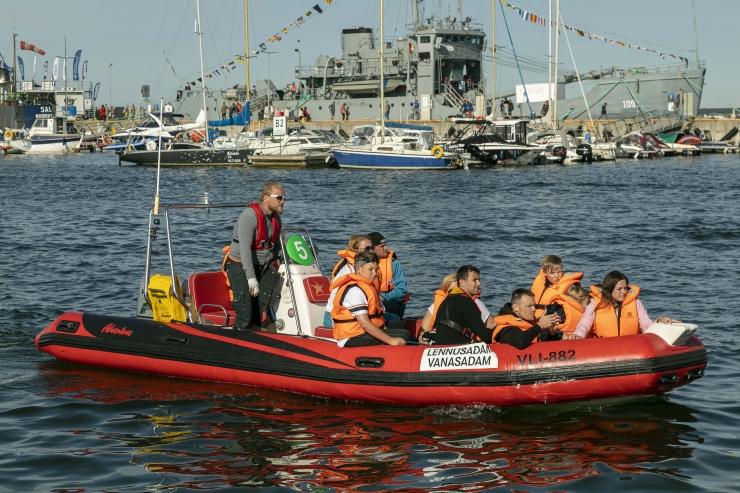 Tallinna merepäevi külastas enam kui 200 000 inimest