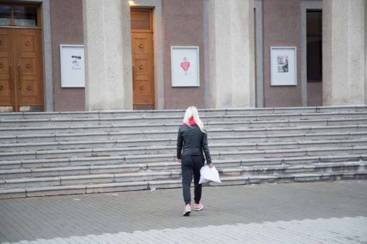 Tallinn rekonstrueerib 2,7 miljoniga Salme kultuurikeskuse