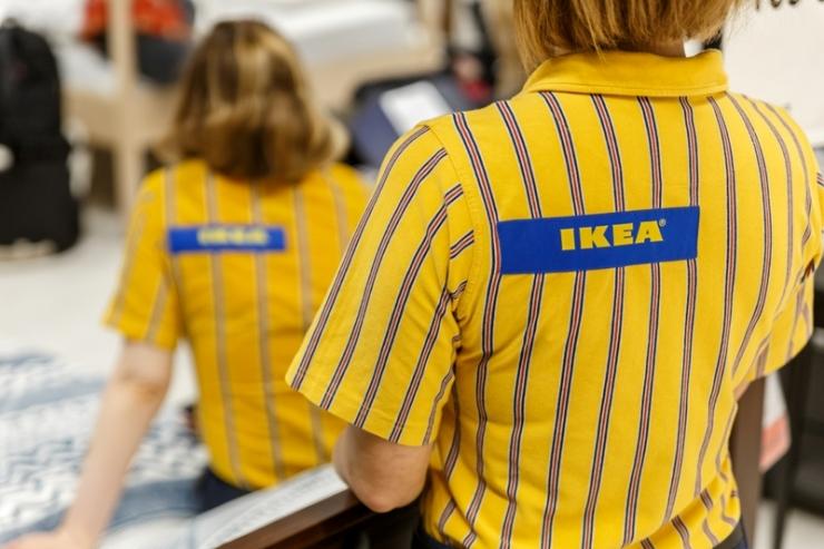 IKEA palkab Eestis enam kui 40 töötajat