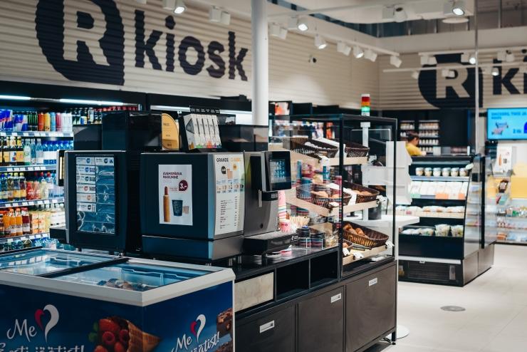 R-Kiosk jätkab uute poodide avamist